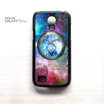 The Mortal Instruments City Of Bones for Samsung Galaxy Mini S3/S4/S5 phone case