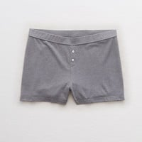 Aerie Sleep Skivvies , Heather Gray