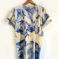 CRYSTAL DYE TAKK TEE / SEA FOAM / LIMITED EDITION