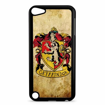 Gryffindor Crest Harry Potter iPod Touch 5 Case