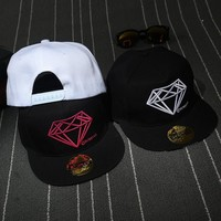 Hip-hop Hats Hot Sale Korean Outdoors Couple Baseball Cap [9730956739]