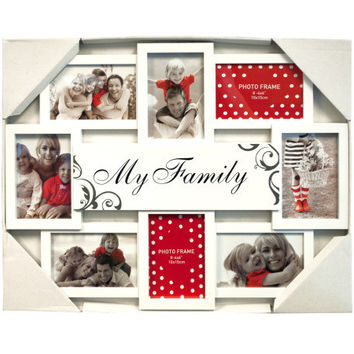 Best Family Photo Frames Collage Products on Wanelo