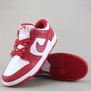 Nike Dunk Low Pro Iw Fashion Casual Low-Top Old Skool Shoes-1