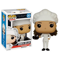 Friends Pop! Vinyl Figure - Monica Geller : Forbidden Planet