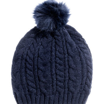 H&M Cable-knit Hat $9.99