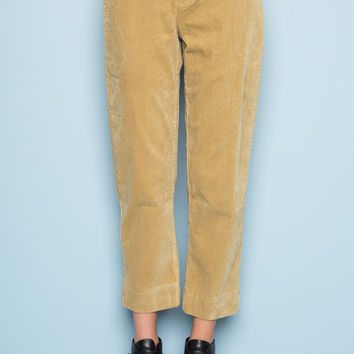 Autumn Corduroy Pants - Bottoms - Clothing