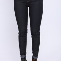 Get Your Tamborine Body Sculpting Jeans - Dark Denim