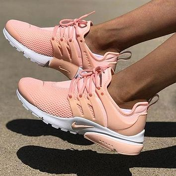 NIKE Air Presto Women Fashion Running Sport Casual Shoes Sneakers 76fa5c077