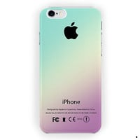 Pastel Logo Pink Yellow Aqua Style For iPhone 6 / 6 Plus Case