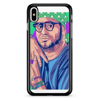 Vape Nation H3H3 iPhone X Case