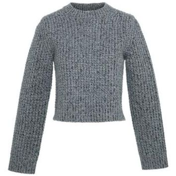 Superfelt Bonded Thermal Stitch Sweater
