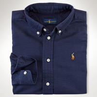COTTON OXFORD BLAKE SHIRT