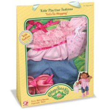Cabbage Patch Kids: Let's Go Shopping Outfit