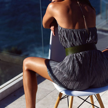 Buy Winston Pleat Playsuit Online by SABO SKIRT