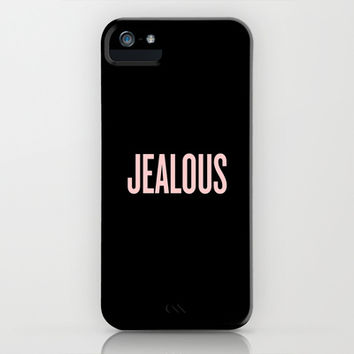 Jealous by Beyonce iPhone & iPod Case by Academy Clothing