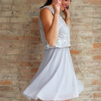 Mira Sequin Dress