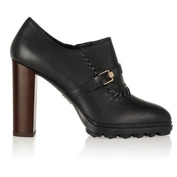 Tod's - Leather ankle boots