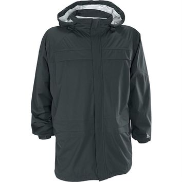 Russell Athletic Men's Defender Rain Jacket Big and Tall
