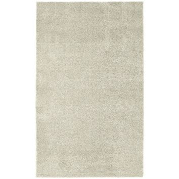 Garland Rug Room Size Ivory 5 ft. x 8 ft. Washable Bathroom Area Rug-BRC-0058-10 at The Home Depot
