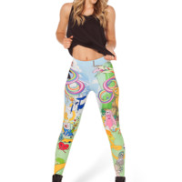 The Land of Ooo HWMF Leggings