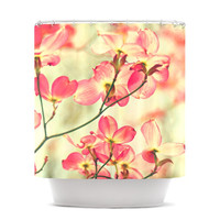 "Sylvia Cook ""Morning Light"" Shower Curtain"