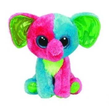 Elfie Elephant 6 Inch Beanie Boo | Girls Small Plush Stuffed Animals | Shop Justice