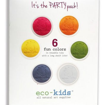 Eco-Kids Eco Dough 6 Colors