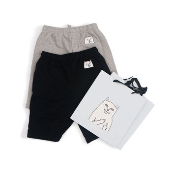 Cats With Pocket Cotton Summer Beach Men Casual Shorts  | FREE SHIPPING = 4849996740