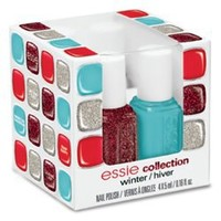 Essie Lady Leading Winter Mini Collection 2012