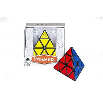 PYRAMINX by Mefferts- Speed Cube, One-player games, Twisty Puzzle, Brain Teasers