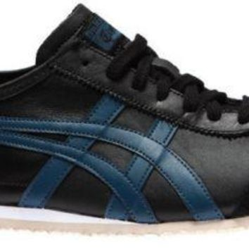 Mens Onitsuka Tiger Mexico 66 fashion trainers Sneakers shoes Size UK 6 Eur 40