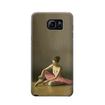 P1241 Ballet Phone Case For Samsung Galaxy Note 5
