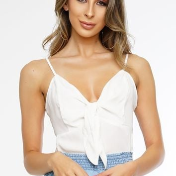 Elba Top - White