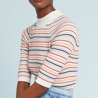Cassidy Striped Pullover