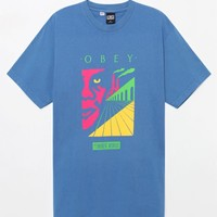 OBEY Permanent Midnight T-Shirt | PacSun