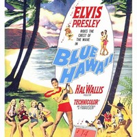 Blue Hawaii 27x40 Movie Poster (1961)