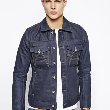 G-Star Denim Jacket Raw