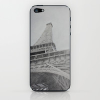 Eiffel Tower iPhone & iPod Skin by Synthia Lay | Society6