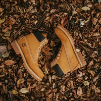 Timberland 6 in Premium Boot (Wheat)