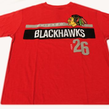 Chicago Blackhawks Knowles Crew Neck Tee