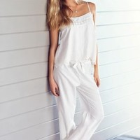 Buy White Broderie Pyjamas online today at Next: United States of America