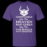 Valhalla with Ragnar T-Shirt