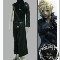 Anime Final Fantasy VII Cloud Strife Cosplay Costume Unisex