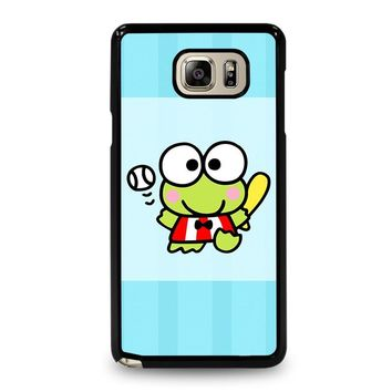 KEROPPI BASEBALL Samsung Galaxy Note 5 Case Cover