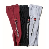 spbest Champion Classic Blank Sweat Pants