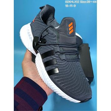 Adidas Alphabounce Instinct CC Breathable mesh sneakers