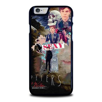 EVAN PETERS COLLEGE iPhone 6 / 6S Case Cover