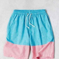 Jed & Marne Jonny Colorblock Resort Short