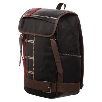 MPBP Assassin's Creed Rouge Backpack Bag Inspired by Assassin's Creed Shay