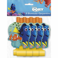 Finding Dory Party Blowouts [8 per Pack]
